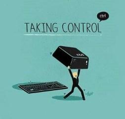 take control icon